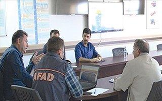 Erzurum AFAD'da ''mevzuat'' güncellemesi