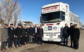 STK'lardan 600 bin mülteci için yardım
