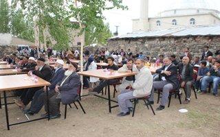 Erzurum'un ilk taziye evi Maksut Efendi'de açıldı