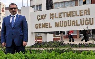 Erzurum'da Türk Çayı Tanıtım Ektkinliği