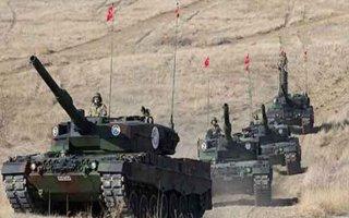 Türkiye'den Cerablus'a askeri harekât başladı!