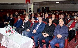 """Erzurum'da """"Asırlık Soykırım Yalanı"""" Projesi"""