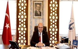 Başkan Orhan'dan Cumhuriyet Bayramı Mesajı