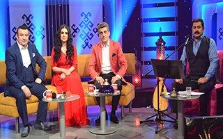 Erzurumlu sanatçılar İbrahim Erkal için dua ettiler