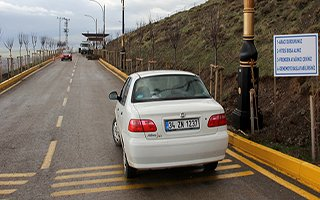 Erzurum'daki bu yolun sırrı çözülemiyor