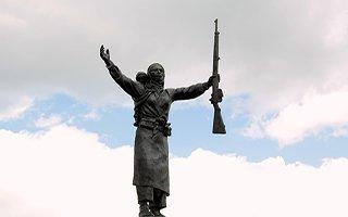 Nene Hatun'un heykeli tartışmaya neden oldu