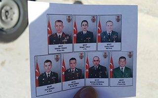 13 şehit için Şırnak'ta en acı tören