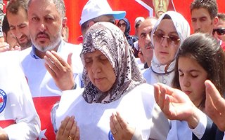 Şehit Murat Ellik'in annesi idam istedi
