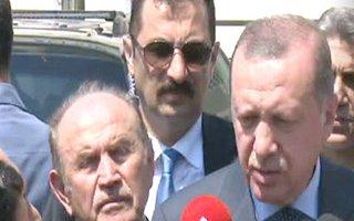 Erdoğan'dan tatilin uzatılmasına yeşil ışık
