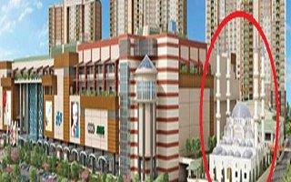 MNG Mall Yıktığı Cami'nin Yerine Yenisini Yapmadı