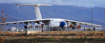 Yardım için gelen uçak, 7 yıldır yardım bekliyor...