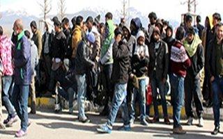 Afganistan'dan Erzurum'a heyet geldi, sorun çözüldü…