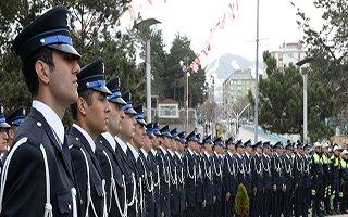 Polis Teşkilatı Kuruluşunu Kutluyor