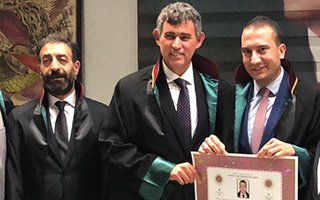 Metin Feyzioğlu, Göğebakan'ı tebrik etti...