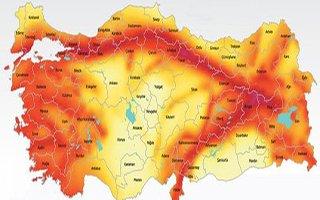 Erzurum için tehlikeli gidişat! Harita değişti...