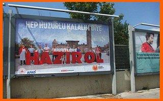 Erzurum'da Afet Bilinci Farkındalığı Oluştu