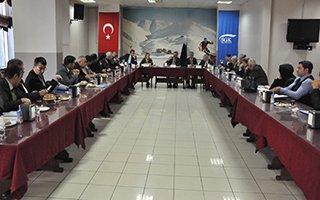 Muhtarlara yönelik SGK bilgilendirme toplantısı