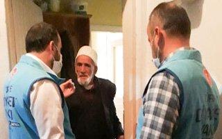 Erzurum'da Din Görevlileri Vatandaşın Hizmetinde