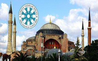 TYB Erzurum Şubesi'nden Ayasofya teşekkürü
