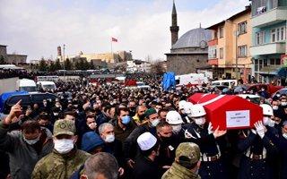 Şehit Sedat Sorgun son yolculuğuna uğurlandı
