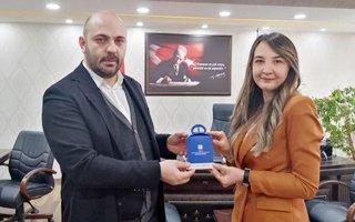 İMO Erzurum kadın meslektaşlarını unutmadı