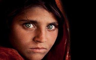 İşte 'Afgan kızı'nın son hali