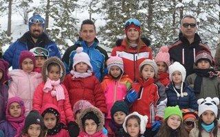 Gençlik Spor geleceğin kayakçılarını yetiştiriyor