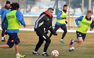 B.B.Erzurumspor hazırlıklara başladı