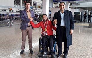 Avrupa Şampiyonu Gökhan Seven Erzurum'da