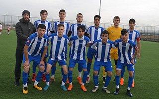 Futbolun şampiyonu Spor Lisesi