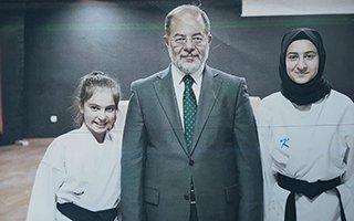 Ayşenur karatede bölge şampiyonu oldu