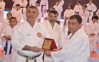 Karate semineri büyük ilgi gördü
