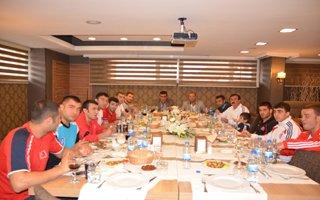 Milli boksörler Erzurum'da