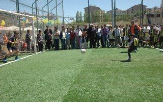 Futbol okulu 6. yaşını kutluyor