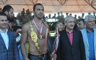 İşte Kırkpınar'ın yeni şampiyonu
