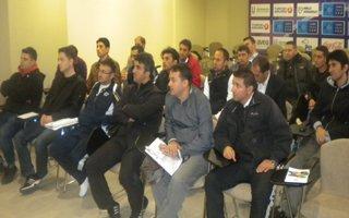 Masa Tenisi Hakem semineri düzenlendi