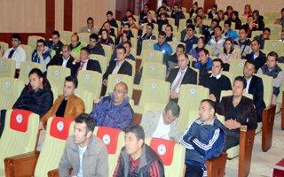 Okul Sporları bilgilendirme toplantısı