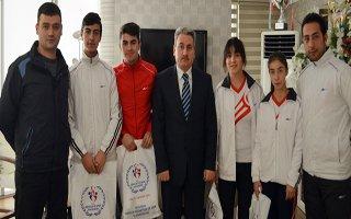 Erzurumlu Curlingciler Olimpiyat Yolcusu