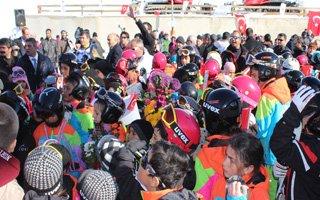 Yakutiye'nin Kayakçıları Sertifika Aldı