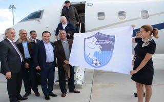 BB Erzurumspor'a Suudi İşadamı Desteği