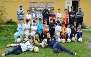 Burası Erzurum'un Futbolcu Fabrikası