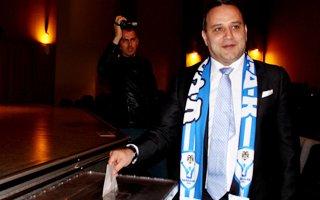 Ali Demirhan Yeniden Başkan Seçildi