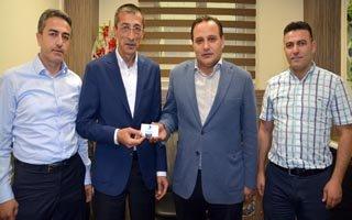 BB Erzurumspor'a kombine bilet desteği