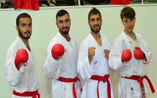Erzurumlu karateciler Rize yolcusu