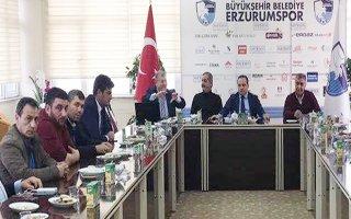 B.B Erzurumspor'da yeni görev dağılımı yapıldı