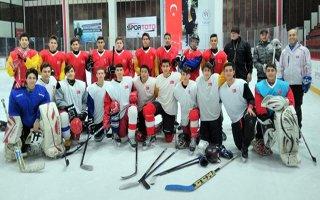 'Buz hokeyinin gelişimi için EYOF bir şans'