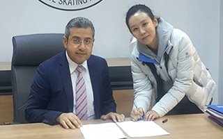 Sürat Patenine Kore'li bayan eli değecek