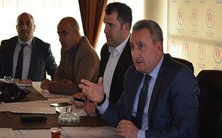 Erzurum GHSİM'de 19 Mayıs Zirvesi