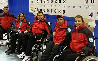 Erzurum'da engelli sporculara büyük ayıp