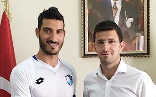 Hamza Younes, BB. Erzurumspor'da...